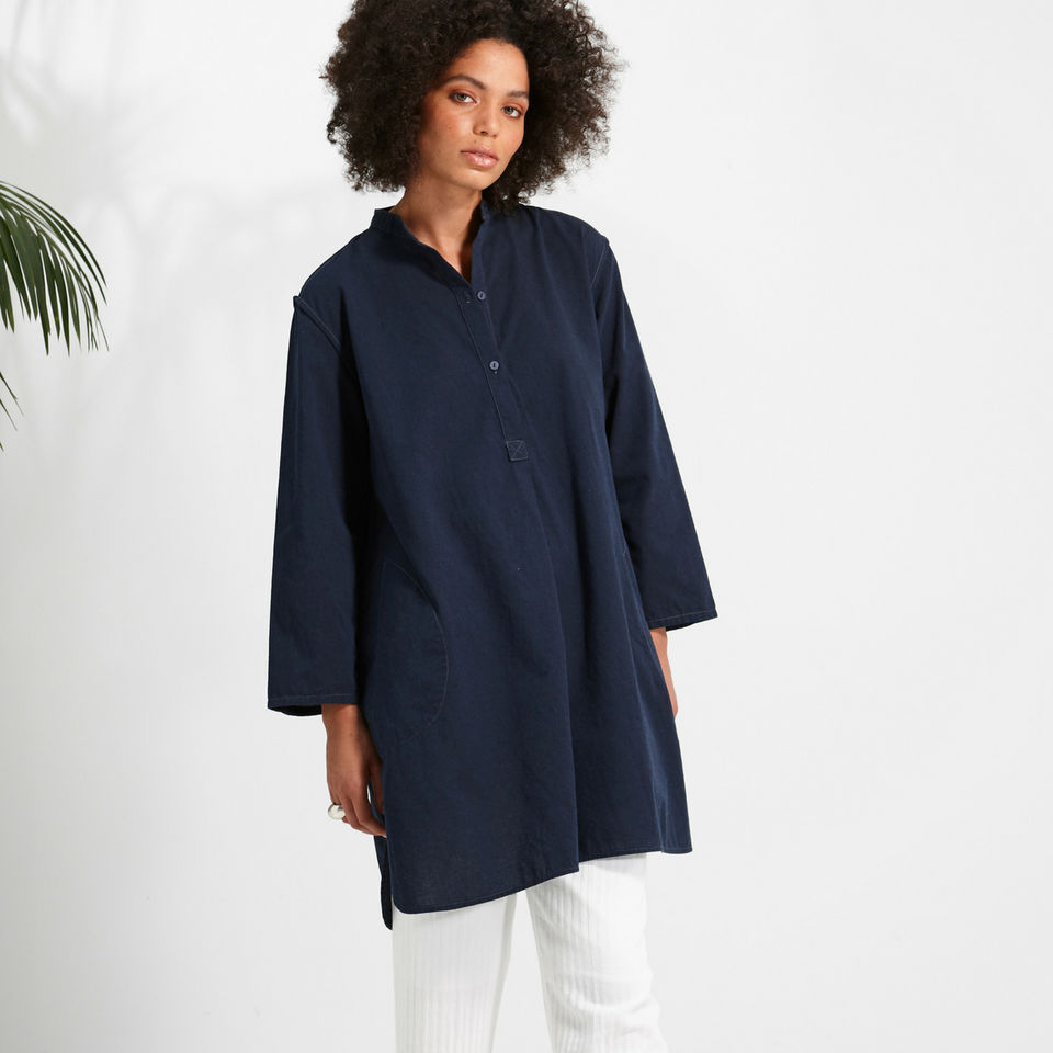 Retreat Tunic